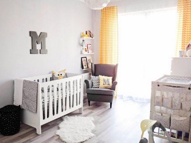Шиємо своїми руками штори для дитячої кімнати