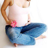 Клацання в животі при вагітності, джерело дивних звуків