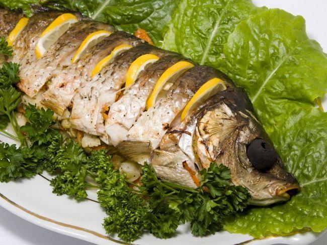 Соковита фарширована риба - просте в приготуванні блюдо
