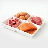 Список білкових продуктів, їх перелік та основні групи