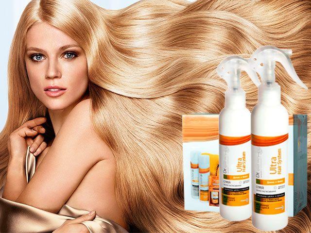 Спрей для росту волосся - застосування і різновиди спрею для волосся