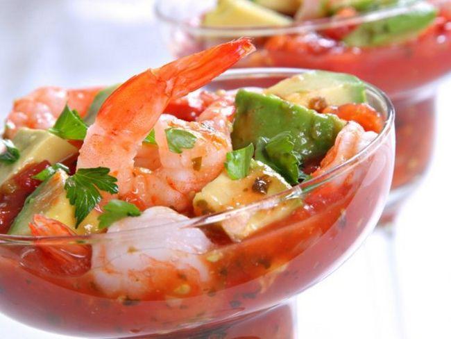 Пристрасний салат - страва до дня всіх закоханих