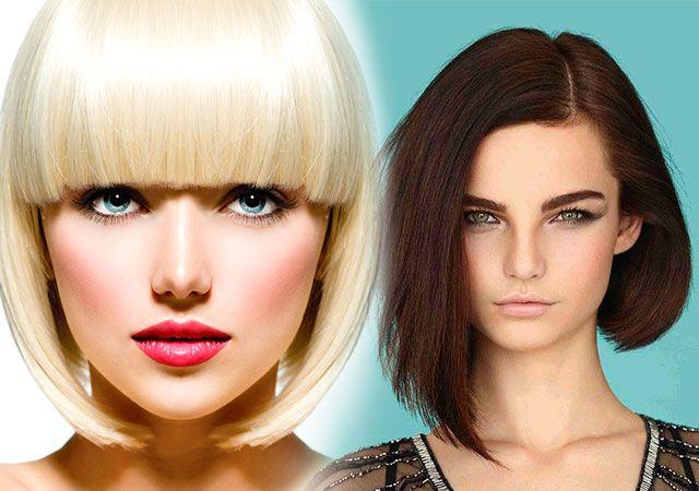 Стрижки на середні волосся для жінок