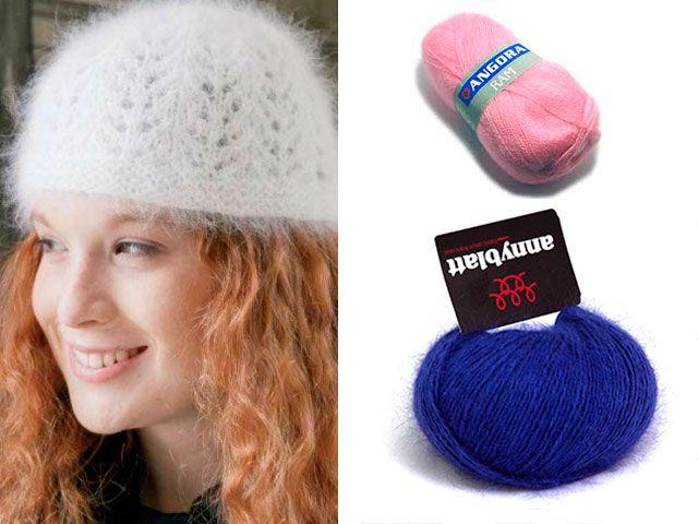 2-Красива-шапочка-на-зиму-з-ангори