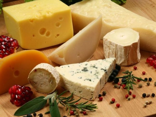 Сир - ідеальний продукт