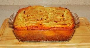 Ситний англійська пастуший пиріг