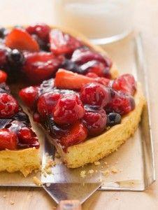 Тірольський пиріг - ягідний свято душі!
