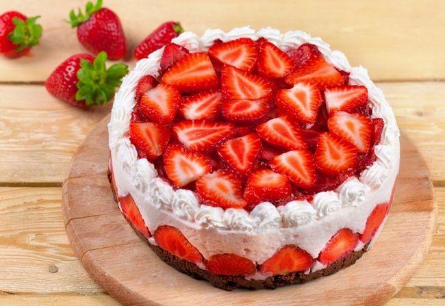 Торт без випічки