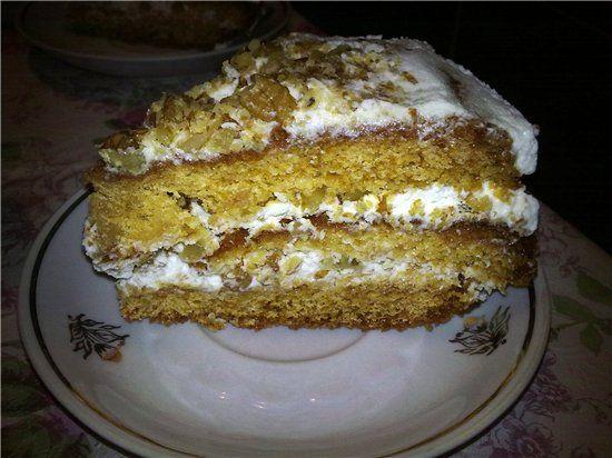 Торт «ідеальний»