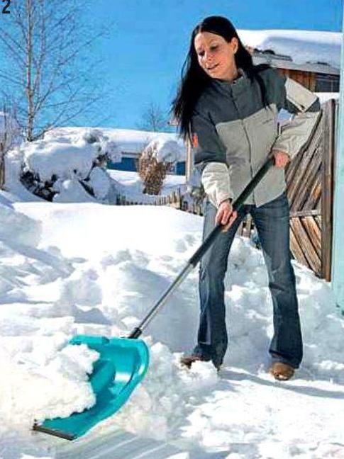 Відлітай сніг: снегоуборная техніка