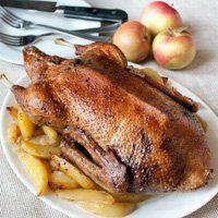 Качка в рукаві для запікання, рецепт приготування смачного святкового блюда
