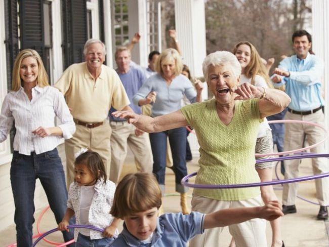Веселі ігри для сімейного свята, які сподобаються всім