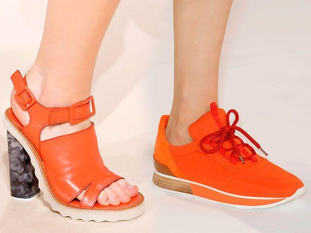 Весна-літо 2016 жіноче взуття
