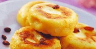 Смачний рецепт сирників