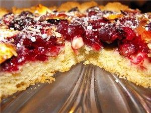 Смачний вишневий пиріг, рецепт