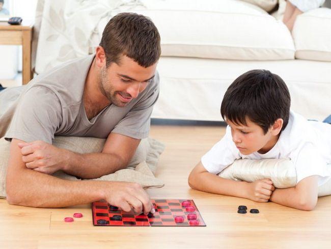 У що пограти з дитиною - поради татам хлопчиків