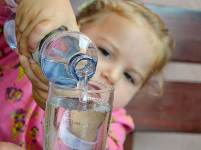 Чарівні досліди з водою, які здивують дітей