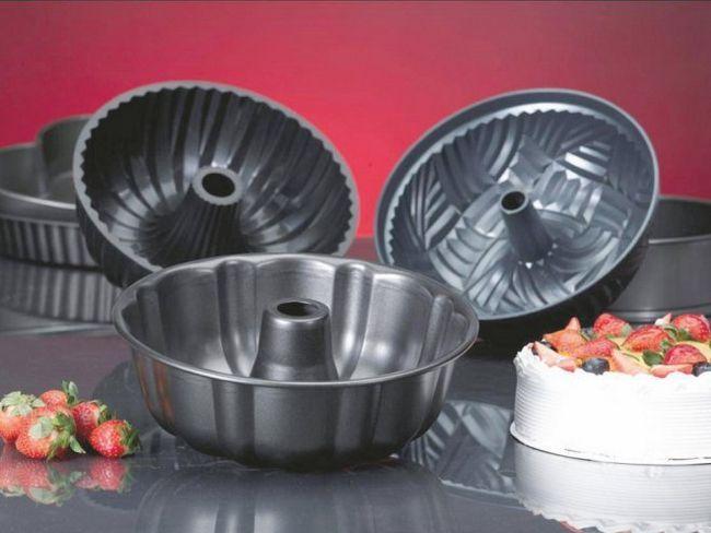 Вибираємо форму для випічки