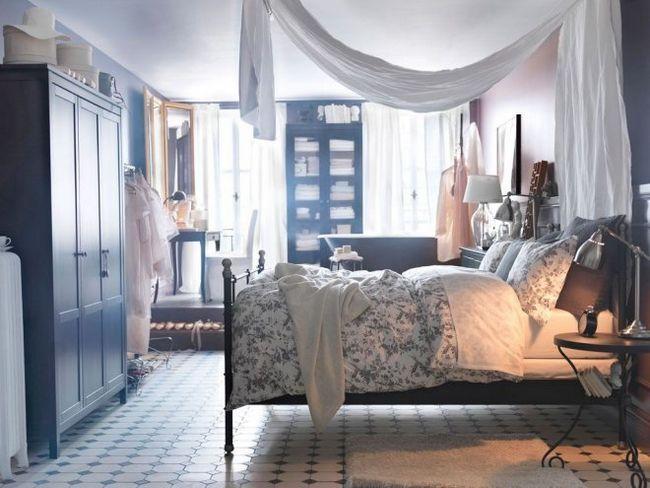 Вибираємо ідеальні кольори для спальні