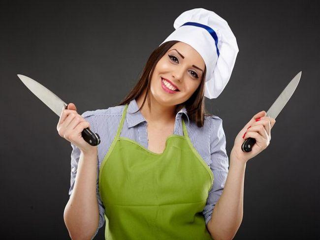 Вибираємо кухонні ножі