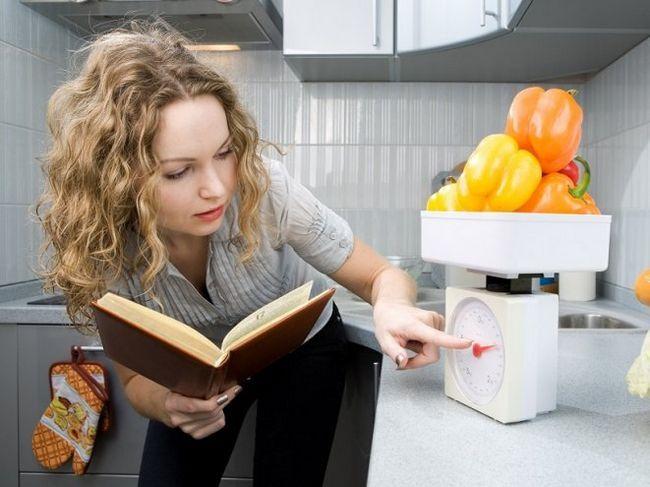 Вибираємо кращі кухонні ваги