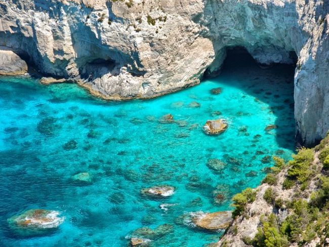 Вибираємо острова греції на будь-який смак