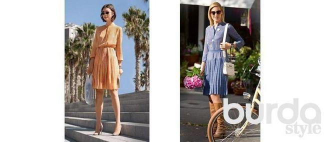 Викрійки з журналу бурда безкоштовно дозволять оновити гардероб, навчитися основам крою та шиття, дізнатися нове про світ моди