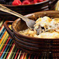 Жульєн, приготування з куркою і грибами, простий рецепт