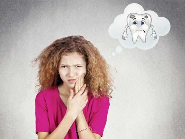 Зубний біль у дитини - як її швидко вгамувати?